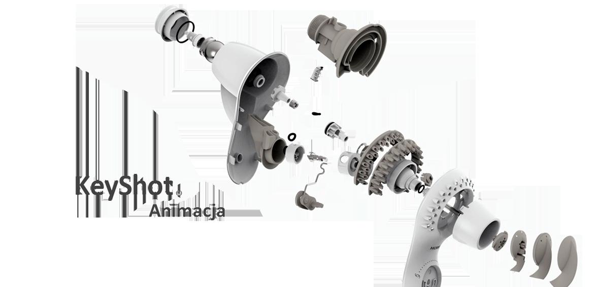 keyshot-3d-animation
