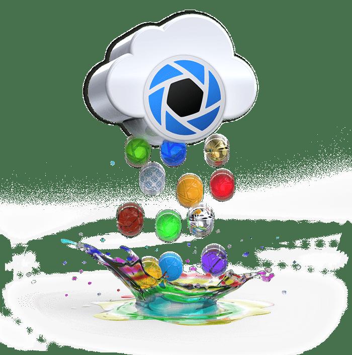 KeyShot Cloud